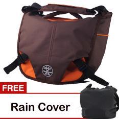Harga Crumpler Tas Kamera Cokelat Gratis Rain Cover Crumpler Ori