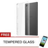 Toko Crystal Case For Sony Xperia Xa F3111 Clear Hardcase Gratis Tempered Glass Crystal Case Online