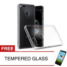 Beli Crystal Case For Xiaomi Mi A1 Android One Clear Hardcase Gratis Tempered Glass Crystal Case Murah