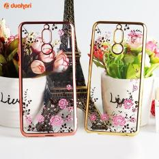 Crystal Case Secret Garden Softcase Soft Case Pelindung Handphone For Huawei Nova 2I