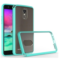 Crystal Clear Hard Air Hybrid Case Cover for LG G stylo 3 stylus 3 GN