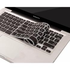 Crystal Guard Silicone Keyboard Cover Protector for Apple Macbook 13 Inch , Macbook Pro 13 Inch 15