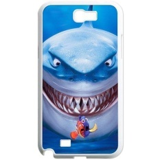 CTSLR Cartoon Finding Nemo Protective Hard Case Cover Skin for Samsung Galaxy Note 2 N7100-1 Pack- 4 - intl