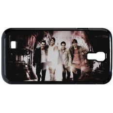 CTSLR Samsung Galaxy S4 I9500 Case - Music & Singer Series Slim Hard Plastic Back Case for Samsung Galaxy S4 I9500 -1 Pack - Big Time Rush BTR (17.40) - 25 - intl