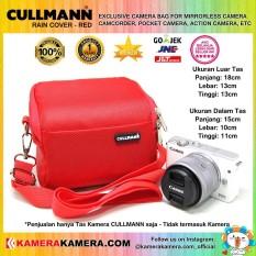 Toko Cullmann Rain Cover Red Original Camera Bag For Mirrorless Camera Canon Nikon Sony Camcorder Panasonic And Action Camera Gopro Brica Xiaomi Yi Lengkap Di Dki Jakarta
