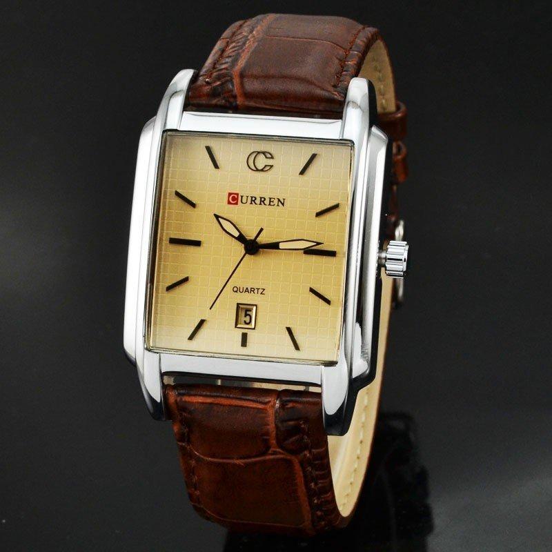 Spesifikasi Curren 8097 Casual Style Watch Jam Tangan Kasual Sportif Terbaru