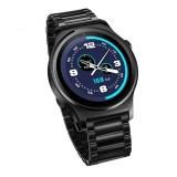 Jual Curren Gerakan Bangun Bermain Musik Pijat Mendorong Call Pengingat Pedometer Lebar Baja Strap Bluetooth Smart Watch Gw01 Intl Satu Set