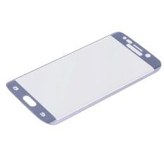 Beli Lengkung Kaca Tempered Penjaga Film Pelindung Layar Penuh Untuk Samsung S6 Edge Jelas Seken