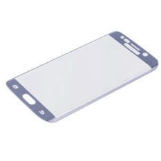 Spesifikasi Lengkung Kaca Tempered Penjaga Film Pelindung Layar Penuh Untuk Samsung S6 Edge Jelas Terbaru