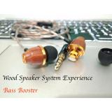 Jual Custom Headset Diy Rose Wood Audiophile Earphone Lengkap