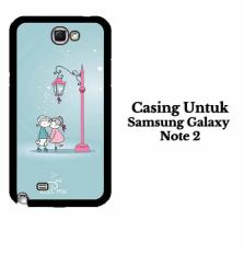 Cute Wallpapers 2 SAMSUNG GALAXY NOTE 2 Casing Hardcase Custom Case Cover