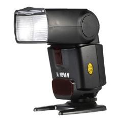 CY-450M Speedlite GN36 Sinkronisasi Nirkabel Flash M/A/S/SD Bounce Flash Diffuser Wide-angle untuk Canon EOS 550D 600D 650D 700D/Rebel T2i T3i T4i T5i untuk Nikon D5500 D5200 D3200 D5300 D3300