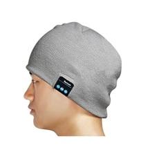 D-Pocket Bluetooth 3.0 Beanie Headphone Music Cap - intl