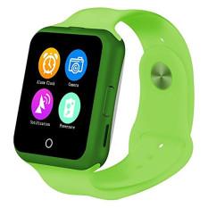 Beli D3 Smart Jam Tangan Ponsel Cantik Marquee Lampu Penopang Sim Tf Kartu Bluetooth Wearable Perangkat Smart Watch Untuk Apple Android Merah Intl Pakai Kartu Kredit