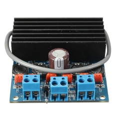 Jual Da7492 Hifi D Class High Power Digital Amplifier Board 2X50W Amp Board Radiator Intl Tiongkok Murah