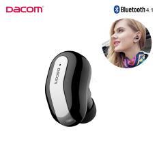 Spek Dacom K8 Mini Wireless Bluetooth 4 1 Single Earbud Hitam Dki Jakarta