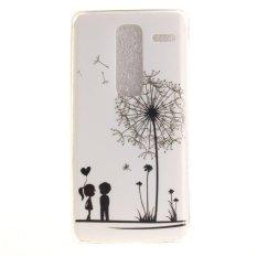 Dandelion Lover Soft TPU Lukisan Case untuk LG Class/Zero-Intl