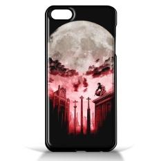 Daredevil Vs Punisher untuk iPhone 5/5 S Kasus Hitam-Internasional