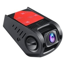 Dash Cam Deerway 1.5 Inch Mobil Mengemudi Perekam 1080 P HD Mobil Kamera Video Perekam, 170, Wide Angle (Capacitor Edition-Tidak Dibangun-INB-Intl