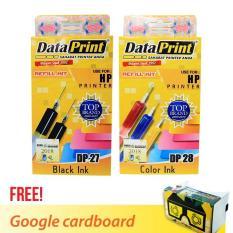 DataPrint Bundling Tinta Refill HP + FREE BONUS GOOGLE CARBOARD V2