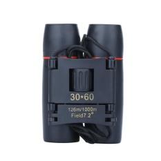 Jual Hari Night Vision 30X60 Zoom Perjalanan Folding Teropong Teleskop Case Hitam Branded Murah