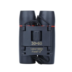 Harga Hari Night Vision 30X60 Zoom Perjalanan Folding Teropong Teleskop Case Hitam Asli