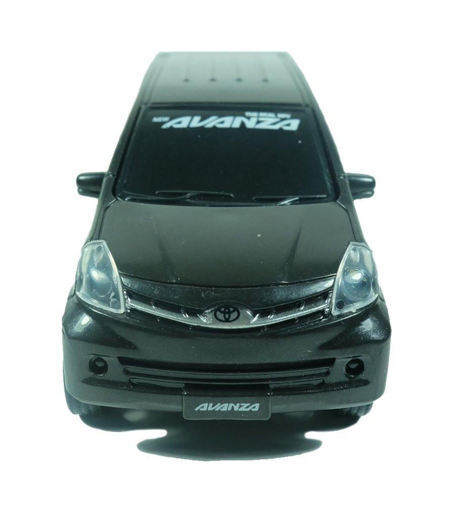 Spesifikasi Daymart Toys Diecast Toyota Avanza Hitam Murah Berkualitas