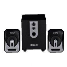 Toko Dazumba Dw 166 Speaker Bluetooth 28 Watt Rms With Usb Port Built In Sd Card Reader Hitam Putih Dazumba Dki Jakarta