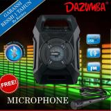 Jual Dazumba Dw186 Portable Bluetooth Speaker Branded Murah