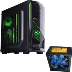 Jual Dazumba Gaming Computer Case D Vito 685 Power Supply Dazumba Ps 450W Dazumba Ori