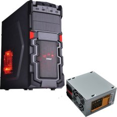 Kualitas Dazumba Gaming Computer Case De 670 Power Supply Dazumba Ps 380W Dazumba