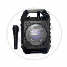 DAZUMBA radio speaker bluetooth DW - 186 hitam