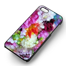 dazzling dahlia phone case for iPhone 4 4S - intl