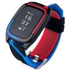 Toko Db05 Wristband Heart Health Monitor Bluetooth Smart Band Pedometer Ip68 Swimming Water Proof Sports Bracelet Fitness Tracker Watches Intl Online Tiongkok