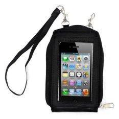 Dbest Touch Purse - Dompet Handphone Multifungsi - Hitam