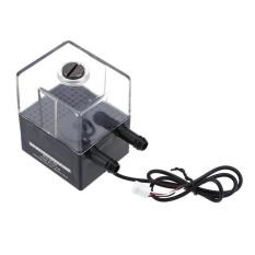 Cuci Gudang Dc 12 V Super Silent Sirkulasi Air Bump Untuk Pc Sistem Pendingin Air Hitam Intl