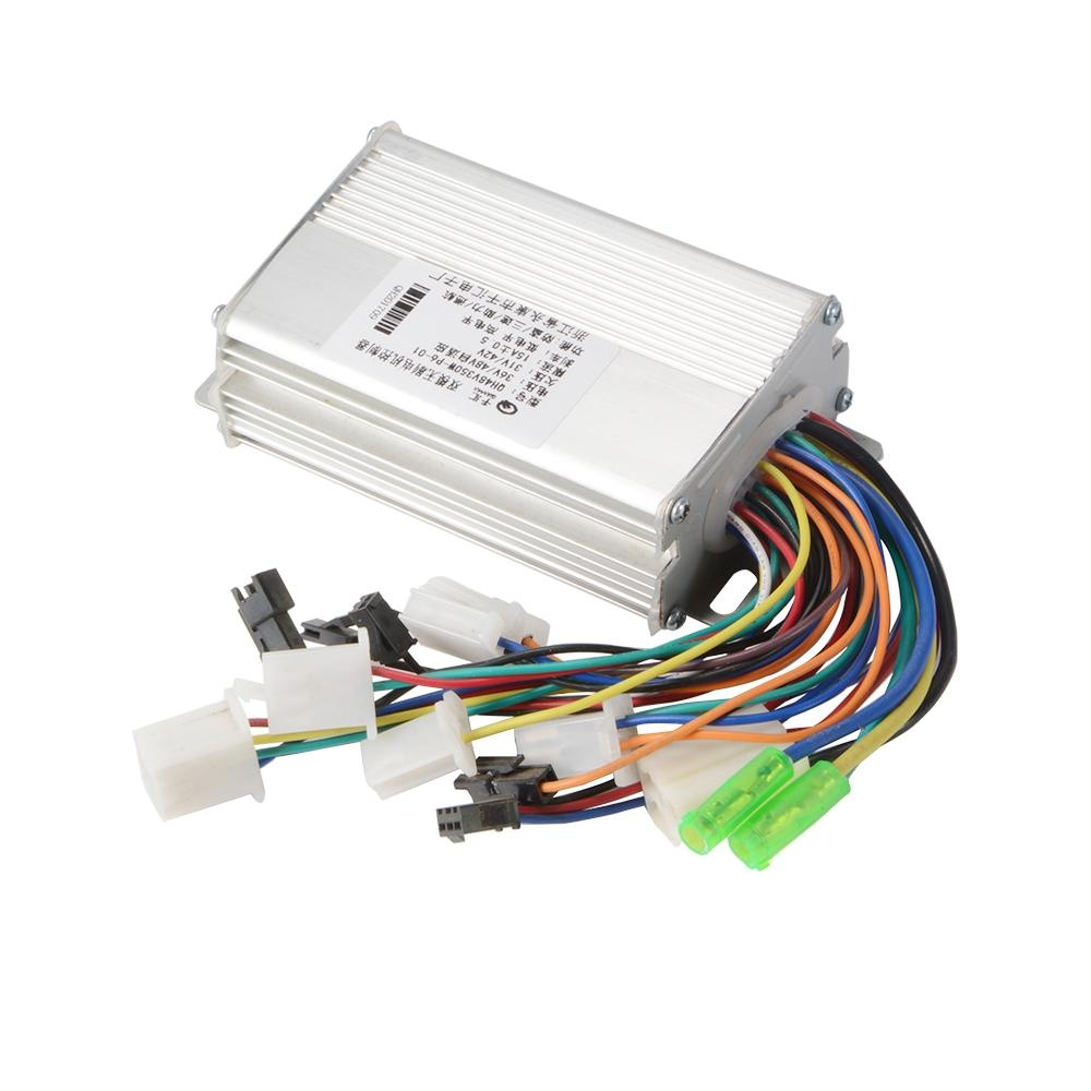 DC 36 V/48 V 350 W Brushless Motor Speed Controller E-bike Electric Bicycle-Intl