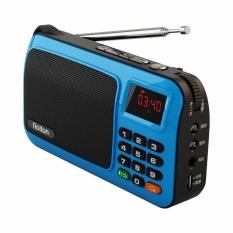 Review Pada Dc 3 7 V Led Display Aux Fm Radio Speaker Tf Card Usb Senter Musik Player Intl