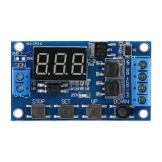 Spesifikasi Dc 5 V 36 V Memicu Siklus Delay Timer Saklar With Led Display Paling Bagus
