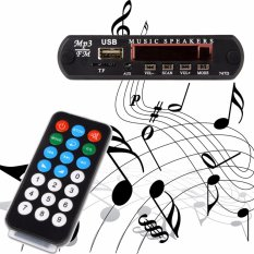 Dc 5 V Micro Usb Power Supply Tf Radio Mp3 Decoder Papan 5 V Audio Modul Untuk Review Mobil Remote Musik Speaker By Yidea Hongkong.