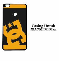 dc shoe Casing XIAOMI MI MAX Custom Hard Case Cover