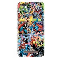 Dc Vs Marvel Z0882 Xiaomi Redmi 4A Custom Case