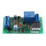 Harga Dc12V Led Display Countdown Timing Timer Delay Turn Off Relay Switch Module Intl Oem Ori