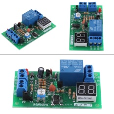 Toko Dc12V Led Display Countdown Timing Timer Delay Turn Off Relay Switch Module Intl Lengkap