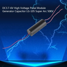 Dc3.7v-6v Tinggi Tegangan Pulse Generator Output 50kv Super Arc Ignition Coil Modul-Internasional By Highfly.