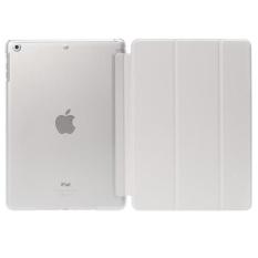 De Cheng untuk Apple Ipad Mini 1/2 Non Detachable Smart Cover WithBack Case (Perak)-Intl
