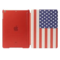 De Cheng untuk Apple Ipad Mini 1/2 Non Detachable Smart CoverwithBack Case (Multicolor)-Intl