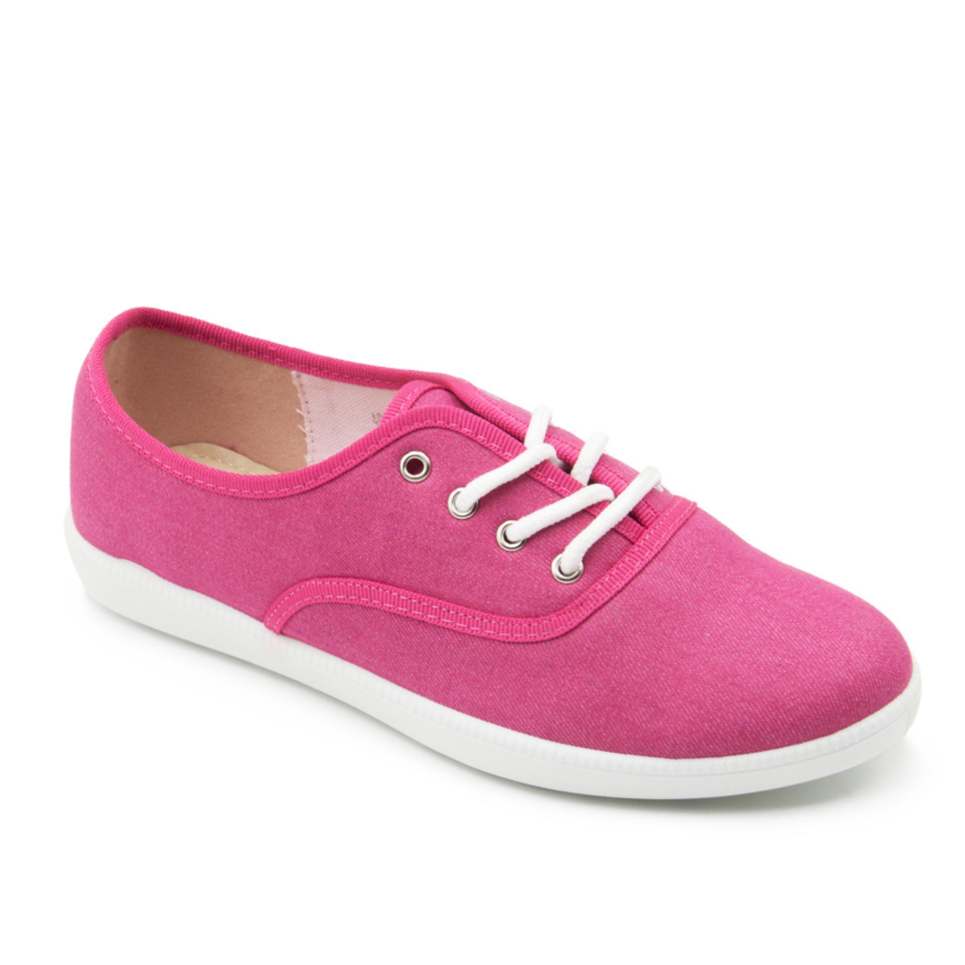Dea Sepatu Anak Perempuan Flat 1609 364 Blue Update Daftar Harga Sneakers Lace 1704 161 Black Size 31 36 Shoes Sporty 1607 112 Fushia 41