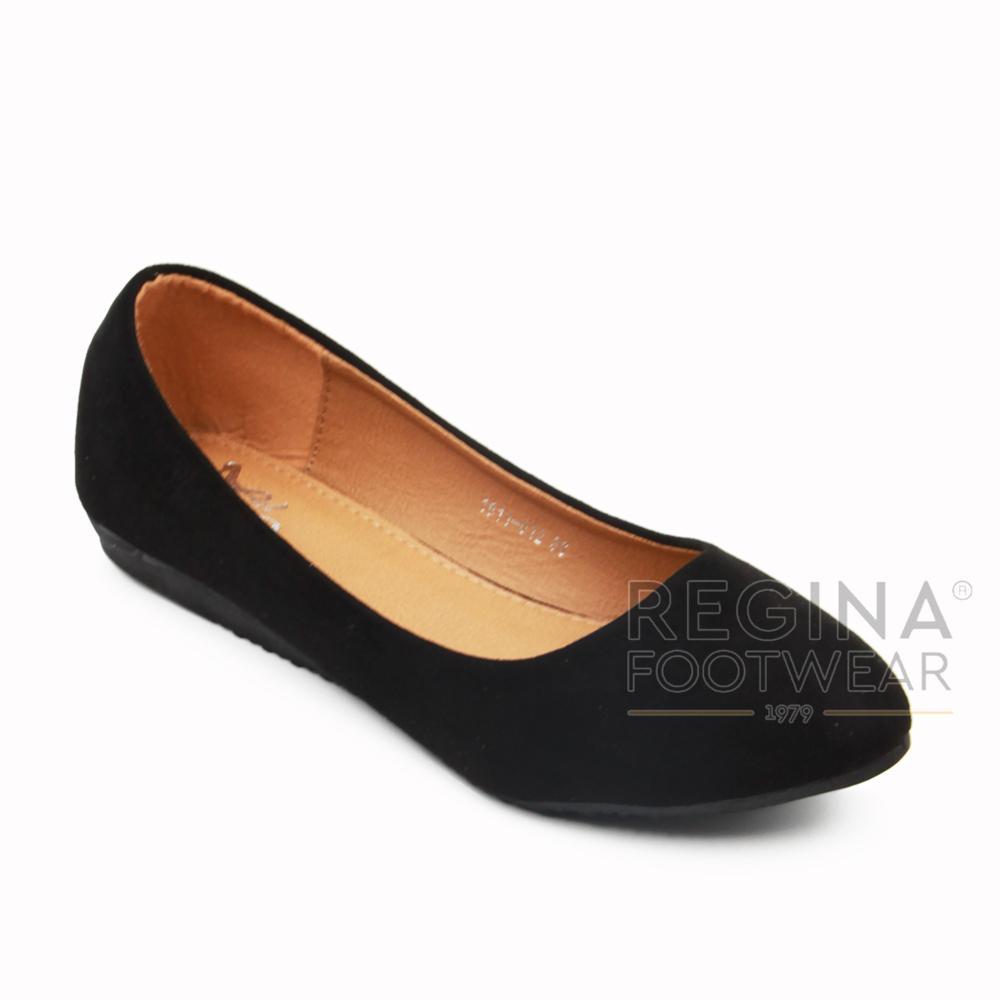 Jual Cepat Dea Sepatu Flat Trepes Selop Flat Shoes 1611 012 Black