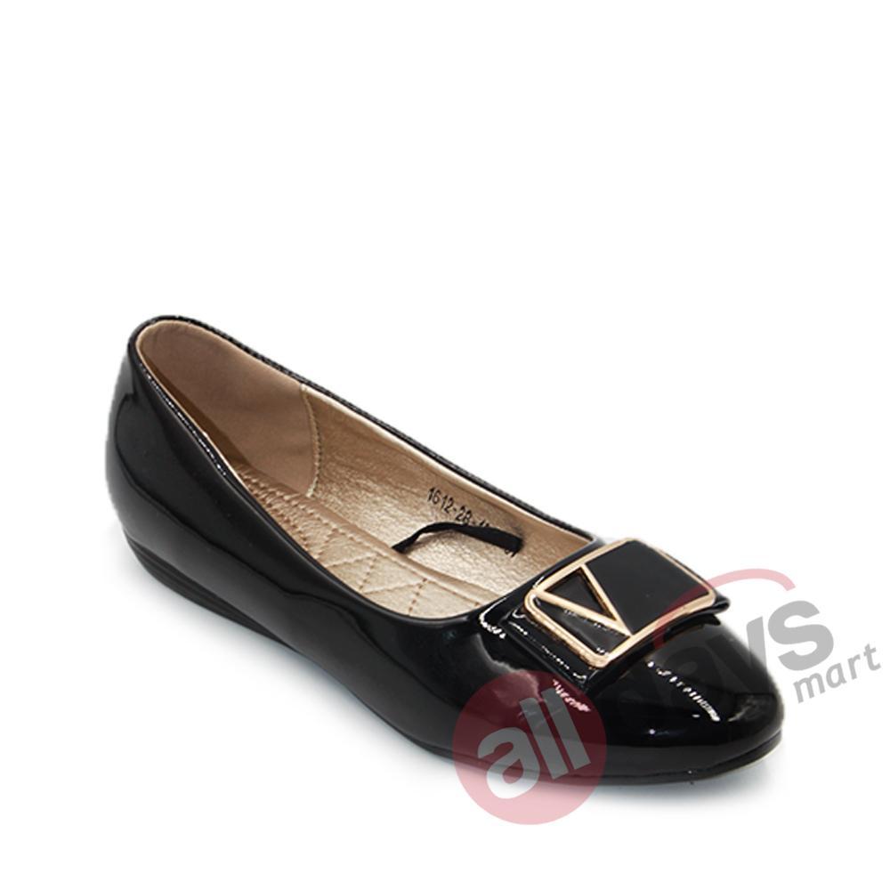 Beli Dea Sepatu Flat Trepes Shoes 1612 28 136 Black Cicilan